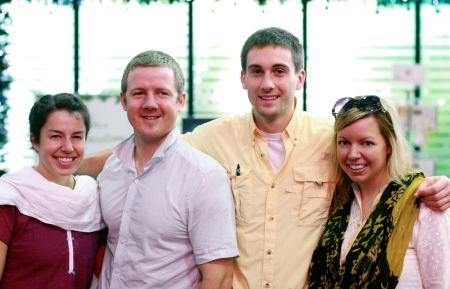 The SpringHill Crew in India