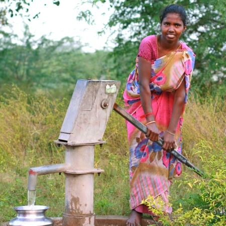 Clean Water in Kalavai