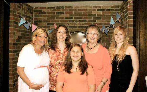 With Josh's Family
