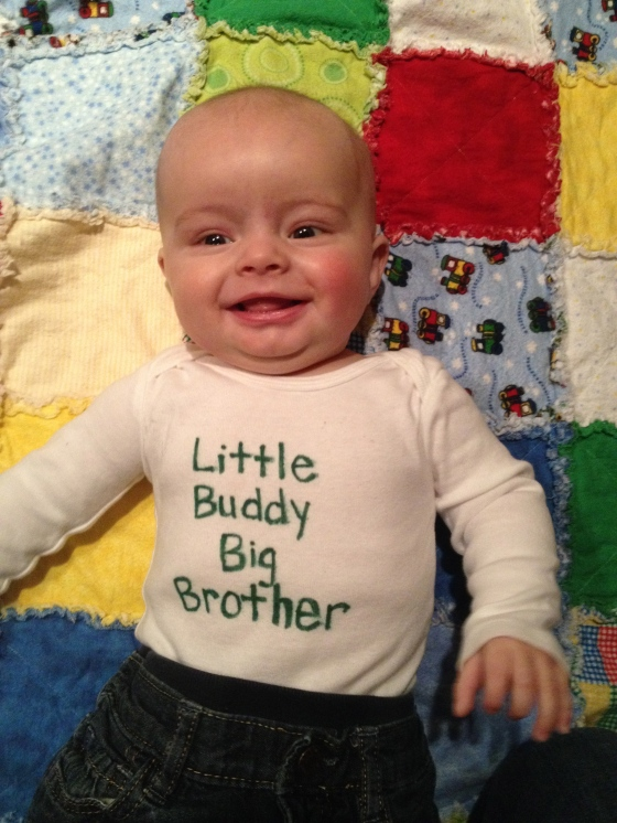 Little Buddy, Big Brother